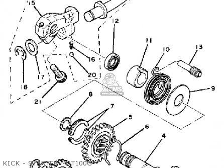Yfz 450 Engine Diagram
