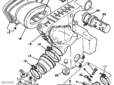 yamaha dt125 1978 usa parts lists and schematics