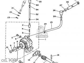 Yamaha DT125MX 1986 4J3 FRANCE 264J3-351F1 parts lists and