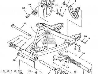 Yamaha DT125MX 1987 4J3 BELGIUM 274J3-342E1 parts lists