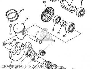 Yamaha DT125R 1995 3RM7 GERMANY 253RM-332G1 parts lists