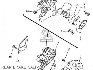 Yamaha DT125R 1997 3RM9 ENGLAND 273RM-300E1 parts lists