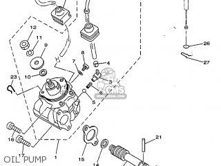 Yamaha DT125R 1998 3RMB ENGLAND 283RM-300E1 parts lists