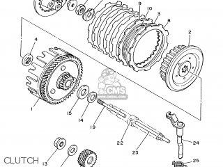 Yamaha Dt125r 2000 3rmh France 103rm-351fa parts list