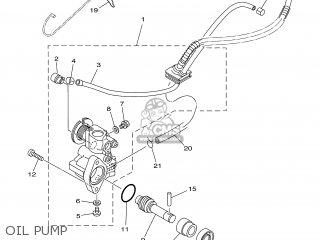 Yamaha DT125R 2000 3RMJ ENGLAND 103RM-300EA parts lists
