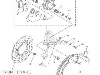Yamaha DT125R 2000 3RMJ GERMANY 103RM-332GA parts lists