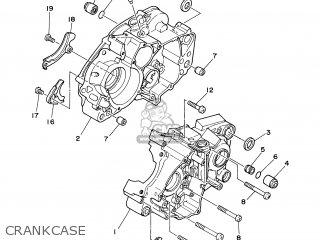Yamaha DT125R 2002 4DJB AUSTRIA 1A3RM-300EA parts lists
