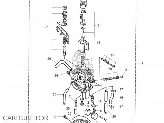 Yamaha DT125RE 2005 1D03 ISRAEL 1D1D0-300EA parts lists