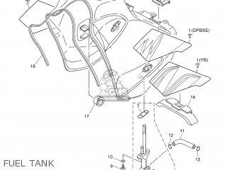 Yamaha DT125RE 2006 1D04 FRANCE 1E1D0-300E1 parts lists