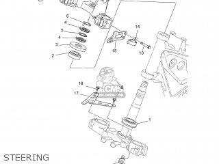 Yamaha DT125X 2005 2C81 AUSTRIA 1C2C8-332G1 parts lists