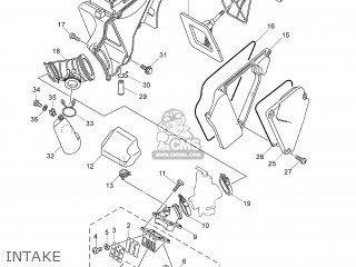Yamaha DT125X 2005 2C81 ENGLAND 1C2C8-310E1 parts lists