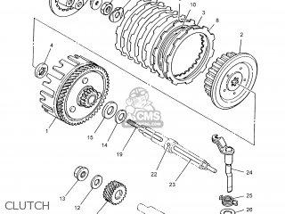 Yamaha DT125X 2005 2C81 SWITZERLAND 1C2C8-352S1 parts