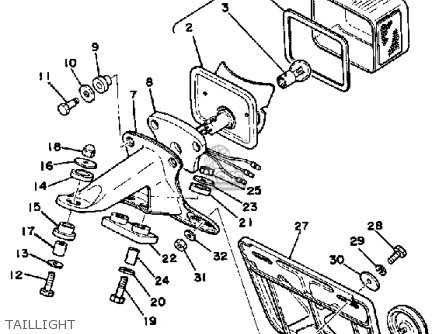 Mikuni Slide Carburetor Diagram, Mikuni, Free Engine Image