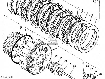 Yamaha DT1S 1969 1970 USA parts lists and schematics