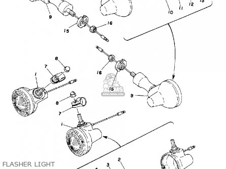1999 Ttr 225 Wiring Diagram TT 500 Wiring Diagram Wiring