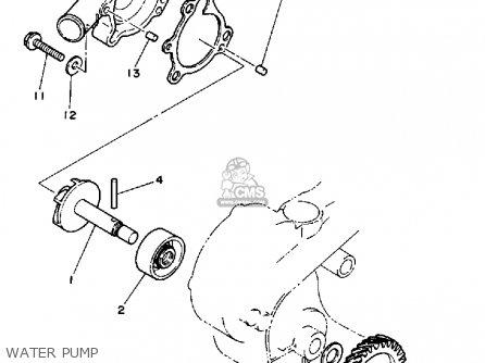 Yamaha DT50 DTL / C 1990 (L) USA parts lists and schematics