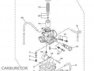 Yamaha Dt50lc 2000 3un7 Portugal 103un-353e1 parts list
