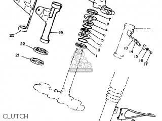 Yamaha Dt50mx 1987 2un Norway 283dg-321e1 parts list
