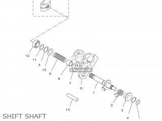 Yamaha DT50R 2004 2C21 AUSTRIA 1C2C2-300E4 parts lists and