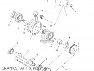 Yamaha DT50R 2004 2C21 HOLLAND 1C2C2-300S4 parts lists and