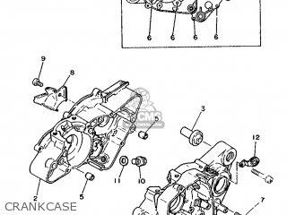 Yamaha Dt80lc 1987 2ra Germany 272ra-332g2 parts list