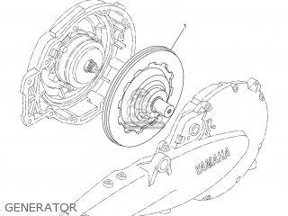 Yamaha EA06 PASSOL 2005 5UY4 ITALY 1D5UY-300E2 parts lists