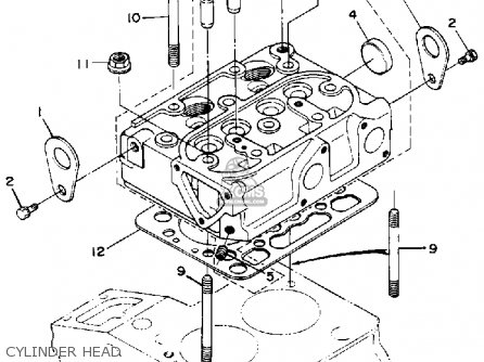 Yamaha EDL5500DVES GENERATOR parts lists and schematics