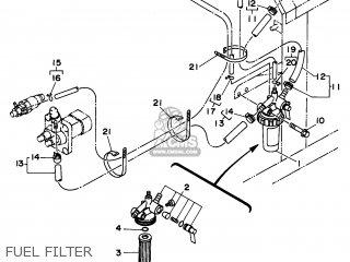 Yamaha Edl6500s 1998 parts list partsmanual partsfiche