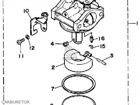 Yamaha Ef 2500 Generator parts list partsmanual partsfiche