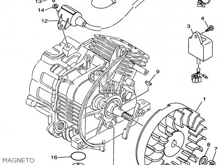 Yamaha EF1000AX 7TA2 GENERATOR 1997 parts lists and schematics