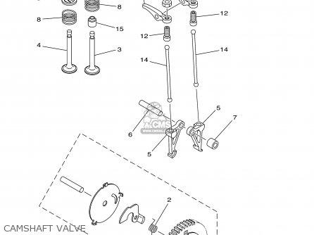 Yamaha Ef1000is 2002 parts list partsmanual partsfiche