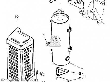 Yamaha EF1400 GENERATOR parts lists and schematics