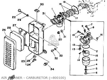 Yamaha EF2000 GENERATOR parts lists and schematics
