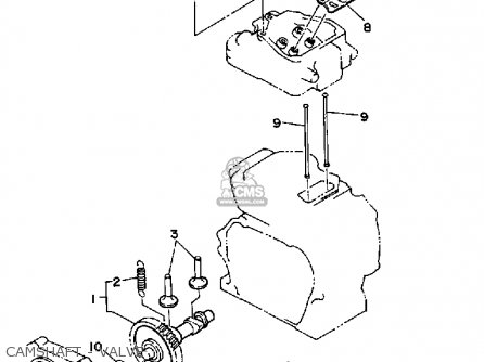 Yamaha EF2500 GENERATOR parts lists and schematics