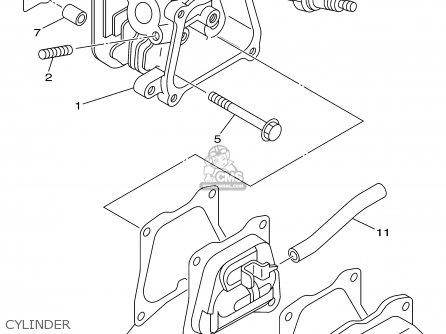 Yamaha Ef2800i 2000 parts list partsmanual partsfiche