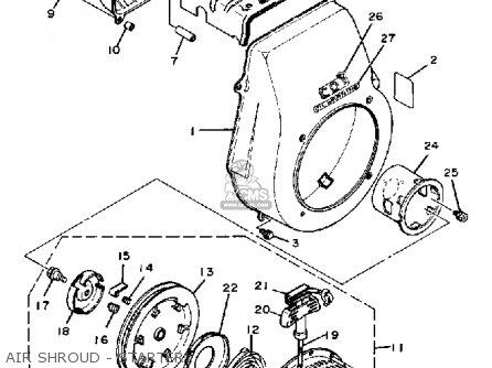 Yamaha Ef4000dve Ef5000dve Generator parts list