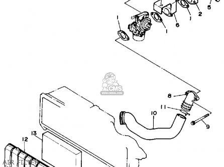 Yamaha Ef5000e (ohv) Generator parts list partsmanual