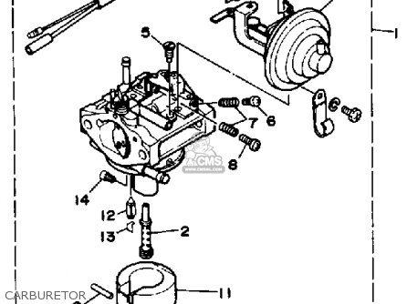 Yamaha Ef5000e (ohv) Generator parts list partsmanual