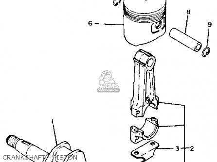 Yamaha Ef600 Generator parts list partsmanual partsfiche