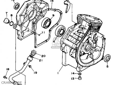 Yamaha EF6000E GENERATOR OHV parts lists and schematics