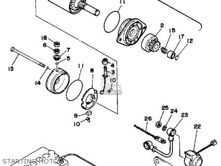 Yamaha Ohv Engine Diagram | brandforesight co
