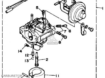 Yamaha Ef6000e (ohv) Generator parts list partsmanual