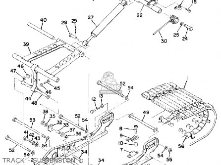 Yamaha ET250A 1977 parts lists and schematics