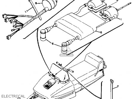 1972 Arctic Cat Wiring Diagram
