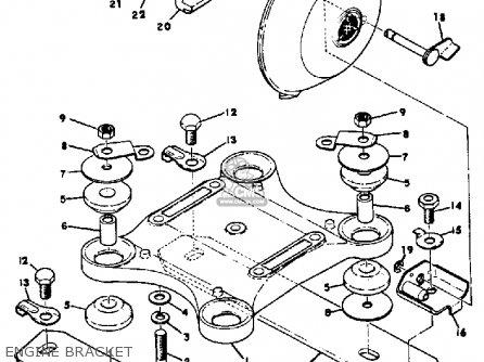 Yamaha EW433B 1972 parts lists and schematics