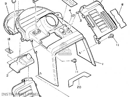 1988 Yamaha Outboard Wiring Diagram, 1988, Free Engine