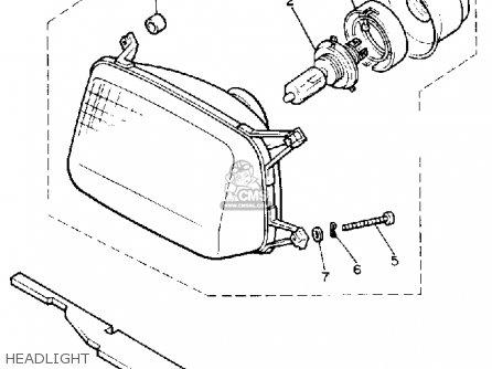 Yamaha EX570EP/EHP 1990 parts lists and schematics