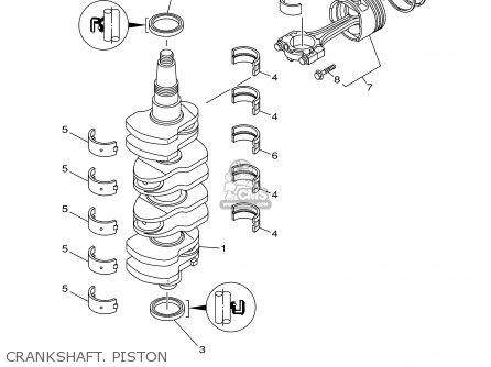Yamaha F115/lf115try 2000 parts list partsmanual partsfiche