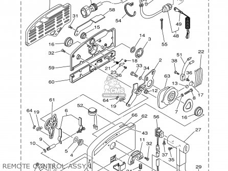 Yamaha F115/LF115TRY 2000 parts lists and schematics
