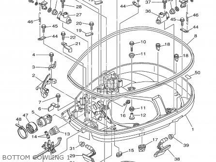 Yamaha F200/F225/LF200/LF225TXRA,F225/LF225TURA 2002 parts